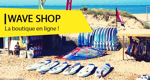 Cours de planche à voile en Vendée