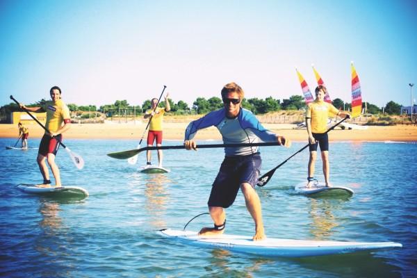 Paddle en Vendée