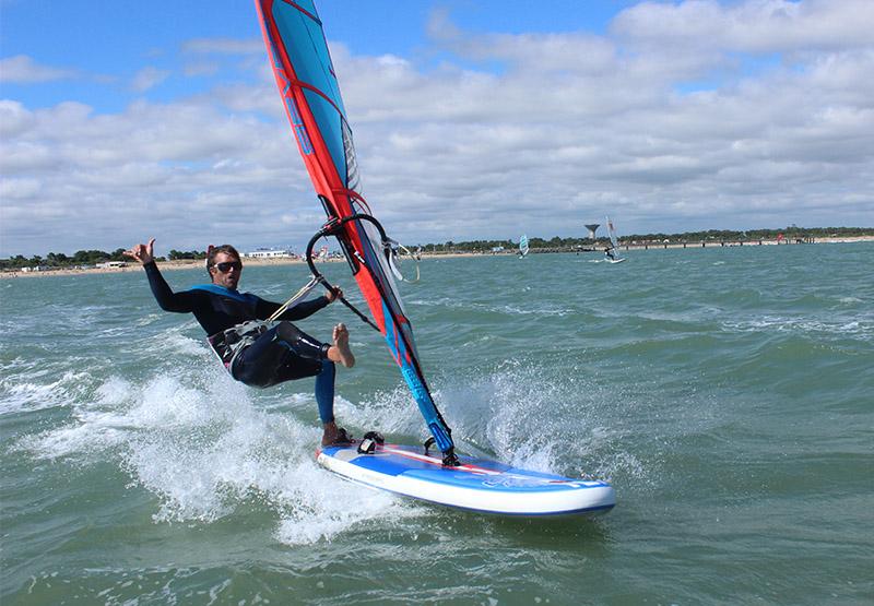 Pass Funboard 1h30 Wave School Ecole De Windsurf Kitesurf Et Paddle A La Tranche Sur Mer Vendee