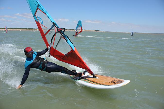 Materiel Starboard Severne 2017 Occasion Wave School Ecole De Windsurf Kitesurf Et Paddle A La Tranche Sur Mer Vendee